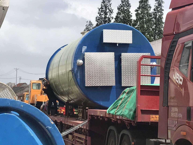 呼和浩特一体化污水提升泵站厂家