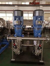 无负压成套供水设备二次供水设备