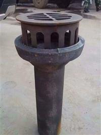 專業定制橋梁泄水管 圓形方形鑄鐵泄水管 圖紙標準尺寸