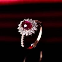 红宝石戒指高价收购速度