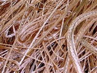 中山市专业废铜回收多少钱一斤