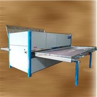 展示柜木纹转印机 滕州明兴 免费提供上门安装技术