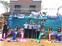 廣州海鮮池制冷工程有限公司-洋清水族海鮮池訂做