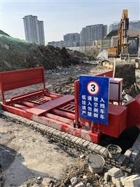 孝感施工工地车辆洗车池实用型