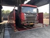 郴州建筑工地滚轴式洗车池
