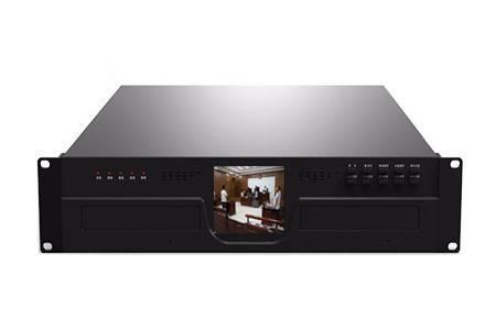 审讯录播主机  司法审讯询问数字高清音视频同步录像主机