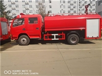 乌兰察布重汽T5G8吨大型消防车排名靠前