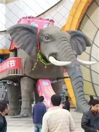 彤馨文化机械大象出租
