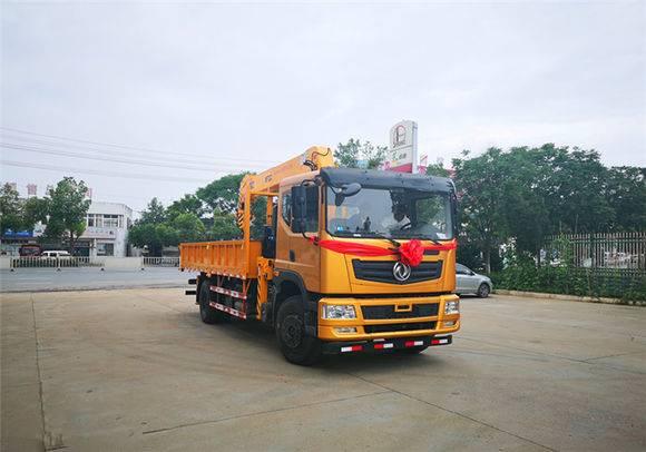 东风T3宽体驾驶室新飞工8吨随车吊现车现货直销/厂家直销报价