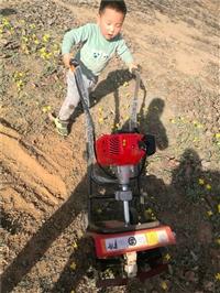 小型除草机多功能锄地松土利器
