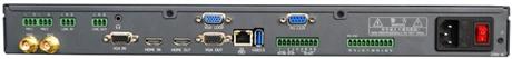 3路会议录播一体机 3机位2路数字嵌入式高清会议录播一体机
