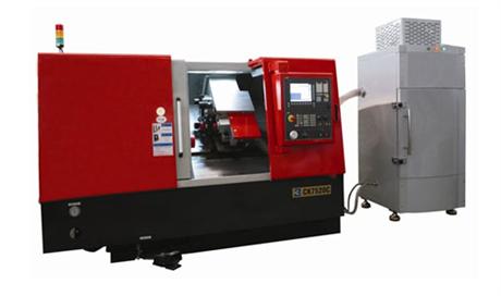 宝鸡机床集团有限公司- CK7520CM/CK40M/CK50M密封圈专用数控车床