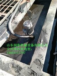 CNL型立式泥砂泵生产商