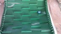 沈阳PVC PU绿色 白色轻型输送带批发 加工 现场接头