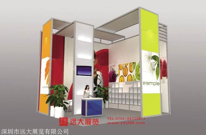 深圳展览搭建设计十年行业经验