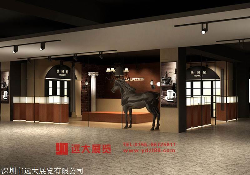 广州展览设计公司专注创新与超越
