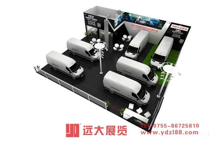 深圳展览设计搭建商 一站式服务