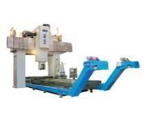 济南第二机床厂-XKV2420型五轴联动数控定梁龙门镗铣床