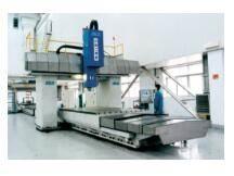 济南第二机床厂-XKF2420型数控仿形定梁龙门镗铣床