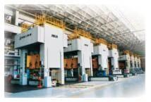 济南第二机床厂-闭式双点单动压力机