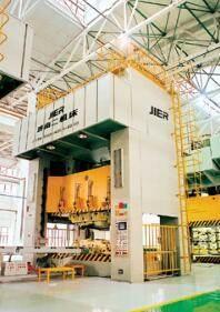 济南第二机床厂-JC39-500A型闭式四点单动压力机