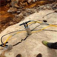 土石方工程不用炸药机器