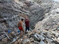 矿山采石无声撑裂机