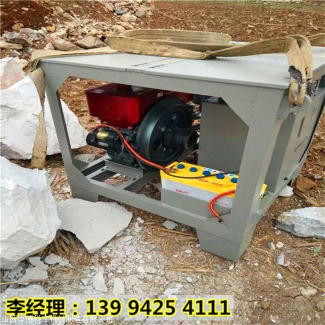 枝江市采石场快速破碎硬石头的机器容易坏不