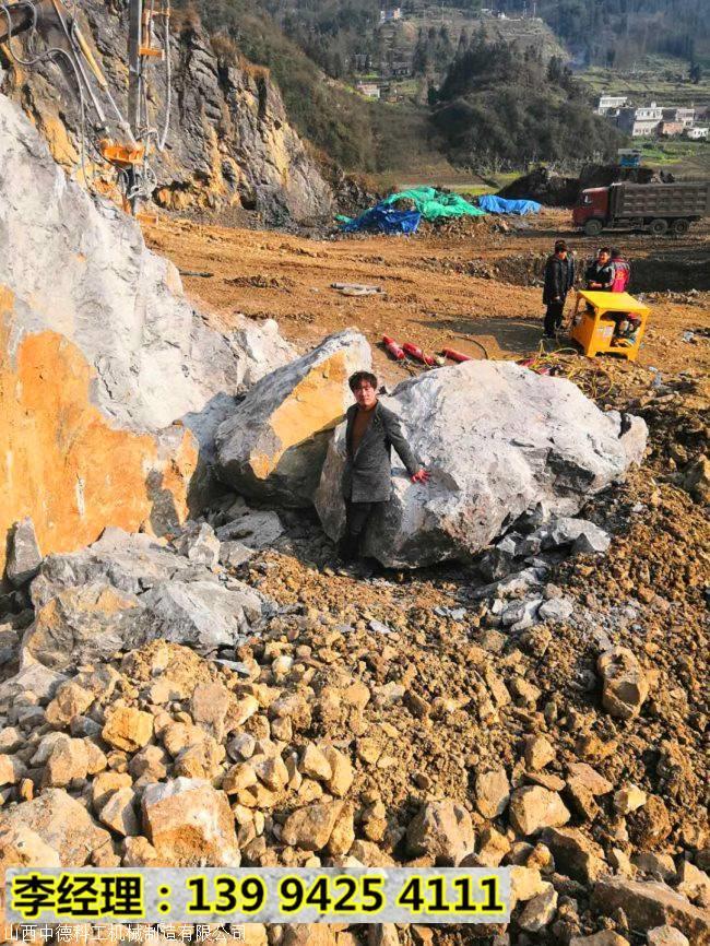 四川阿坝大量开采石头用哪种机械当地有没有卖