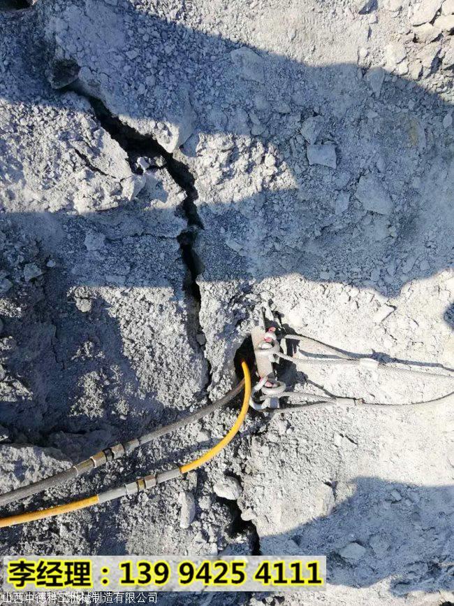 福建宁德矿山开采比破碎锤开石快的机器多少钱