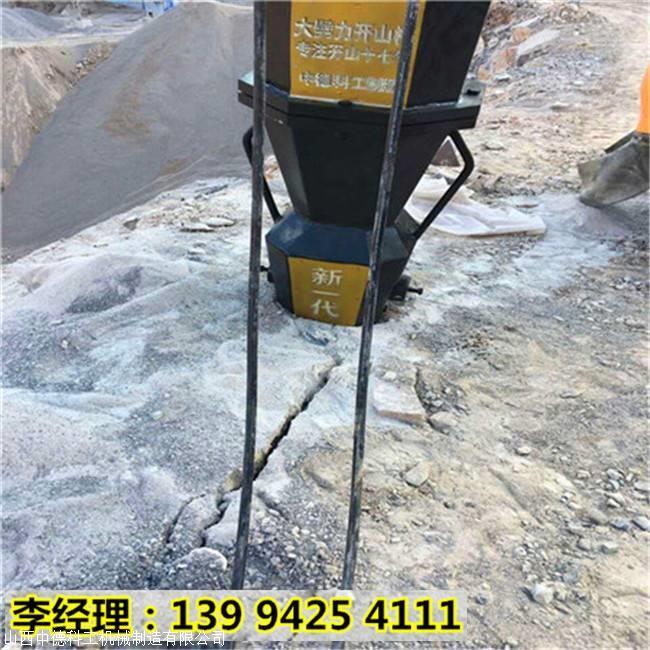 广东中山石场开采石头破碎裂石机台班成本