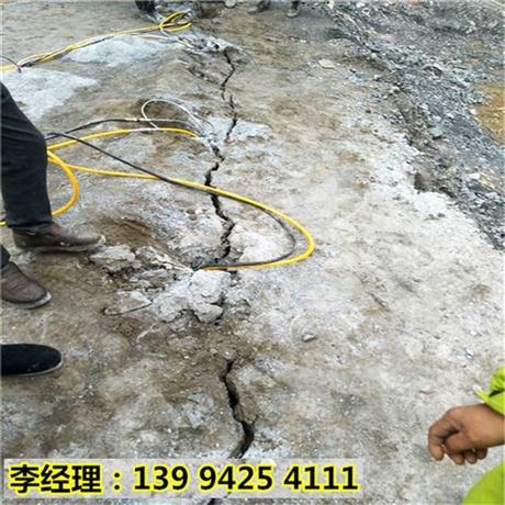 淮阴花岗岩基坑岩石破除遇到硬石头怎么办能破多深