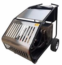 ZK1515DTE24中原油田和工廠電加熱高溫高壓清洗機