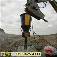 冕宁矿山开采代替挖机液压撑石机现货充足