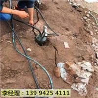 广西岑溪市土石方矿山开采岩石破碎器优质推荐