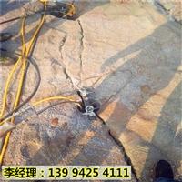 四川乐山岩石开采取代放炮可用什么设备节约成本