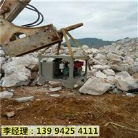 唐山矿山开采代替挖机液压撑石机缩短工程时间