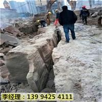 广东江门市用来撑石头的机器好用吗快速开采