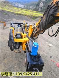 铁法岩石拆除破石头机器快速开采
