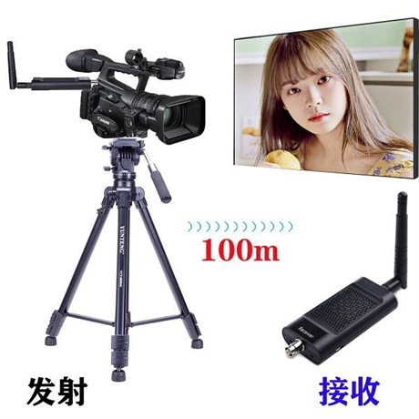 SDI无线传输器  无线100米3G-SDI高清影音传输器