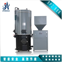 浙江聚能 環保節能300公斤圓形生物質蒸汽發生器 釀酒用爐