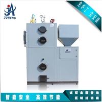 浙江聚能鍋爐 環保洗滌配套500公斤 方形生物質發生器