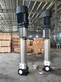 轻型多级管道离心泵不锈钢泵