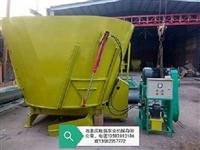 石家庄翔航农业机械,型号9TMRL-9立式TMR饲料搅拌机