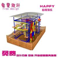 淘氣堡 室內大小型游樂場 商場幼兒設備配件 親子樂園 游樂設備