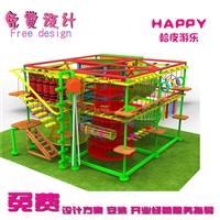 拓展樂園 游樂設備器材廠家 兒童游樂場 室內淘氣堡 兒童樂園設備