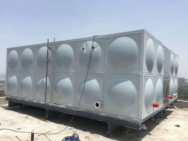 消防箱泵一体化 不锈钢水箱生产批发