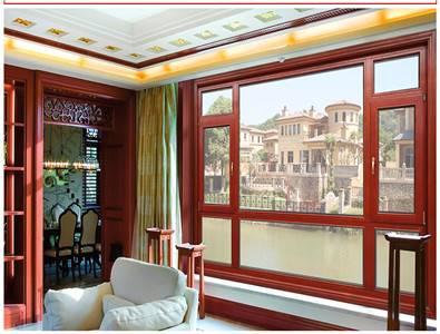 西安铝包木门窗公司-实木门窗厂家-高档门窗