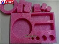 粉红色防静电EPE防静电海绵条