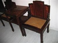 红木大禅椅怎么样才能交易出天价